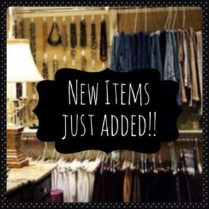 Other - New Listings Added - Check Out My Closet!! 😊🌸💕